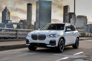 Fahrbericht neuer BMW X5